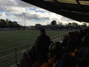 Annan v Berwick 24th Oct 2015 SFA  Cup 010