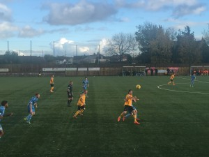 Annan v Berwick 24th Oct 2015 SFA  Cup 043